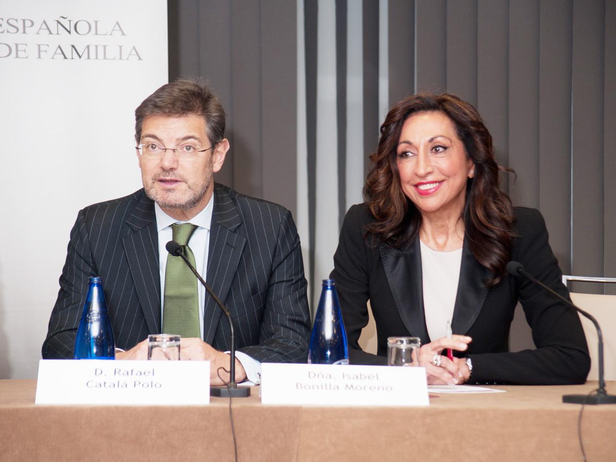 Isabel Bonilla en el XXII Encuentro AEAFA 2015