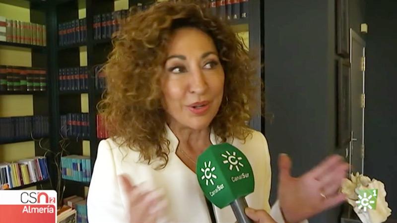 Isabel Bonilla - Entrevista en Canal Sur